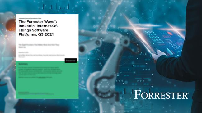 The Forrester Wave™: Industrial IoT Software Platforms, Q3 2021, Forrester