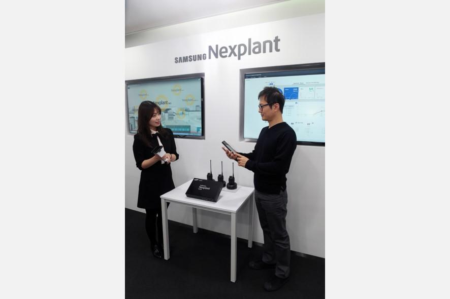 스마트 팩토리 끝판왕, 삼성SDS Samsung Nexplant 솔루션!
