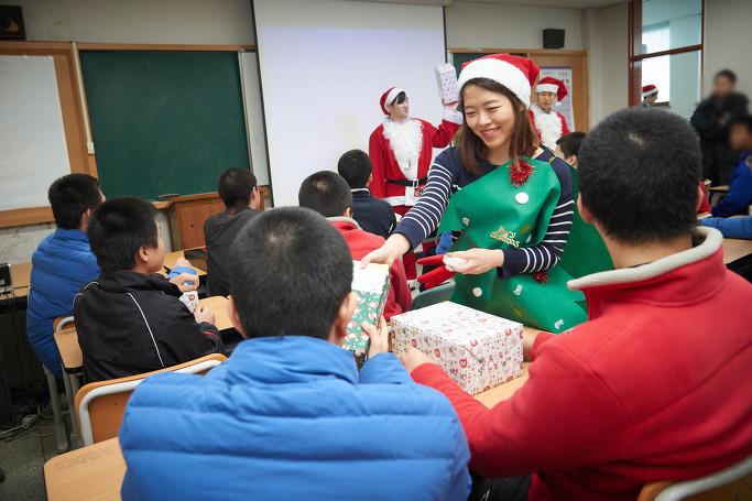 삼성SDS 행복산타 사진 4