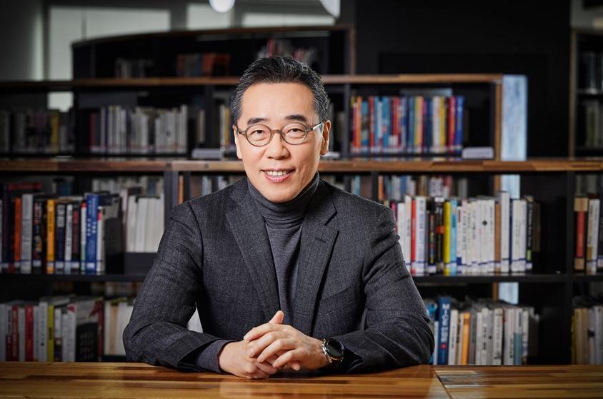 삼성SDS 황성우 대표이사 인물 사진