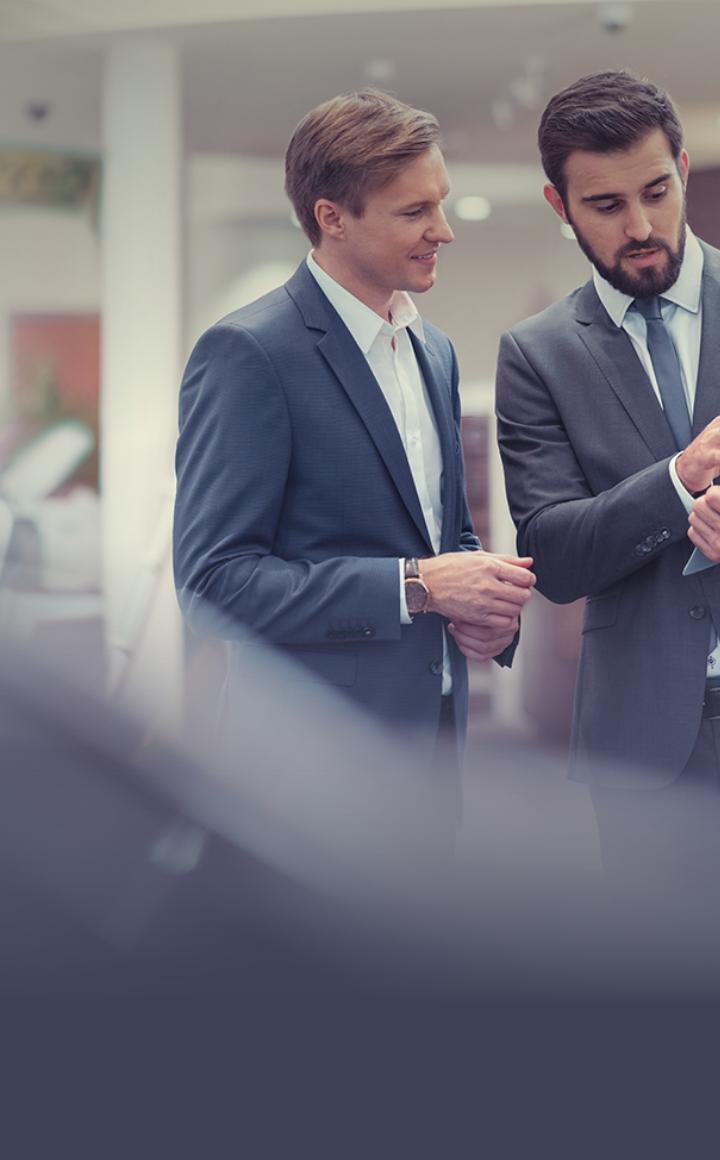 최근 쇼케이스에서 Samsung Nexshop은 이전에 없던 고객의 구매경험을 제공했으며, 자동차 딜러에 적용되면 고객이 매장에 들어서는 순간부터 차별화된 서비스를 제공할 수 있을 것입니다