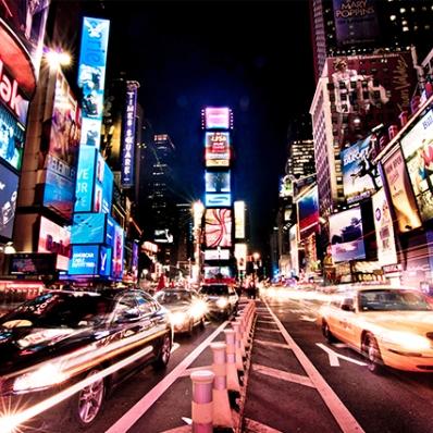 디지털 기술을 활용한 옥외 광고의 진화