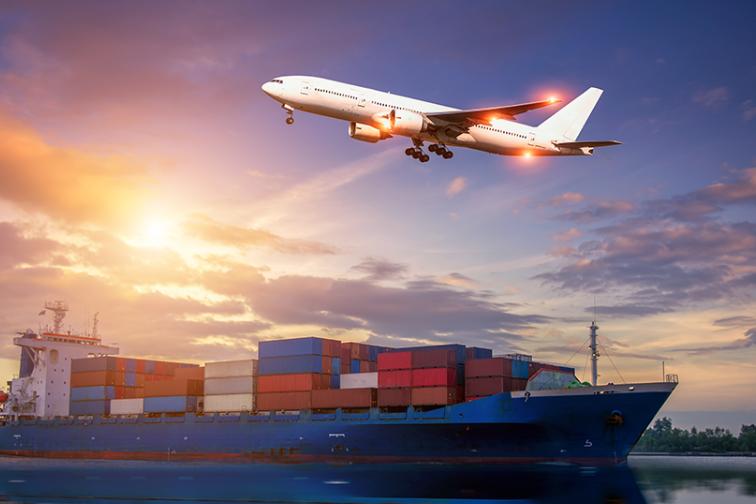 국제화물 운송