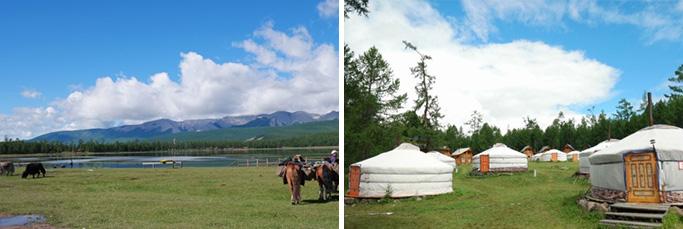 몽골 여행 사진 2