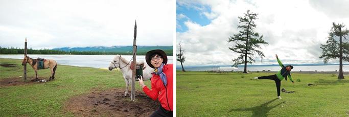 몽골 여행 사진 3