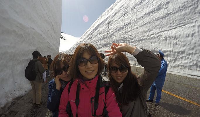 도야마 여행 사진 1