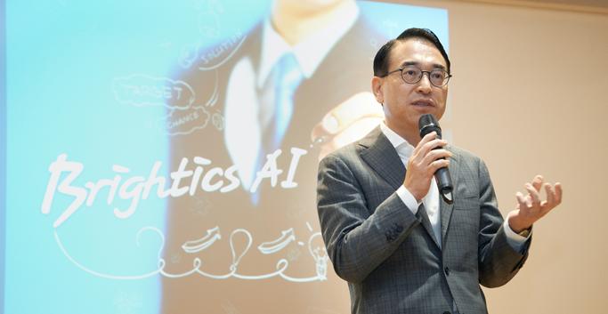 삼성SDS 홍원표 대표이사 사장