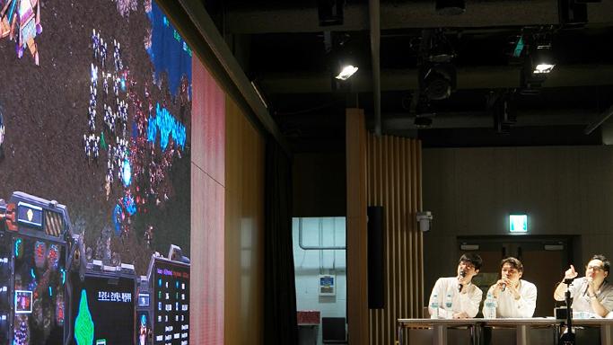 지난 8월 삼성SDS타워에서 개최된 알고리즘 경진대회 장면