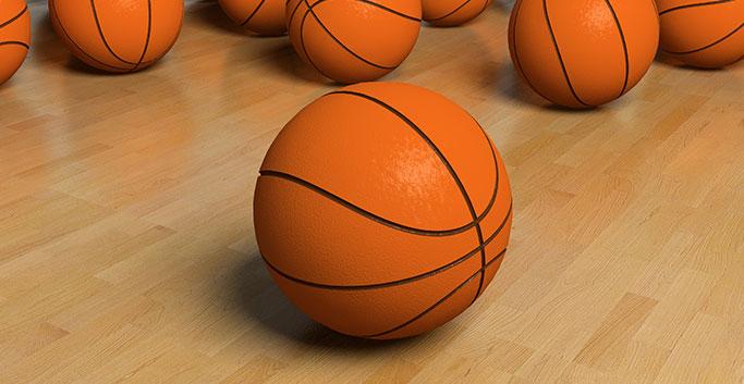 농구공 이미지