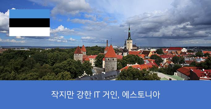 작지만 강한 IT 거인, 에스토니아