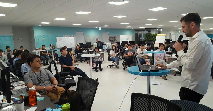 삼성SDS, 실리콘밸리 기업문화 DNA '애자일(Agile)' 수혈!