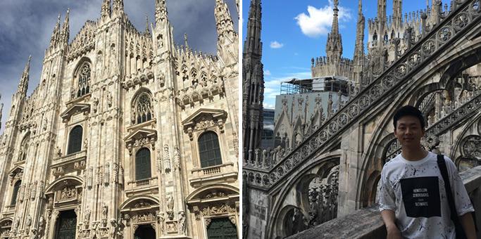 이탈리아 여행 사진 1