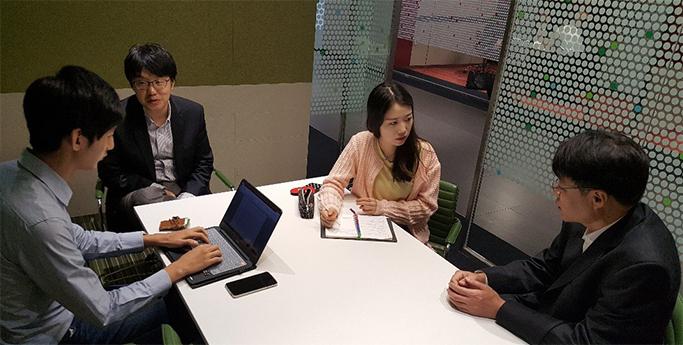 삼성SDS 박상준 컨설턴트와 인터뷰