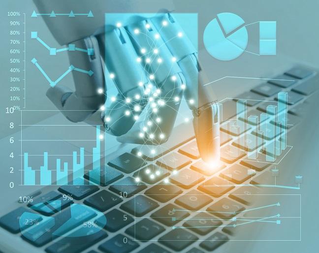 Fornecimento de automação E2E por meio da conexão com RPA e OCR