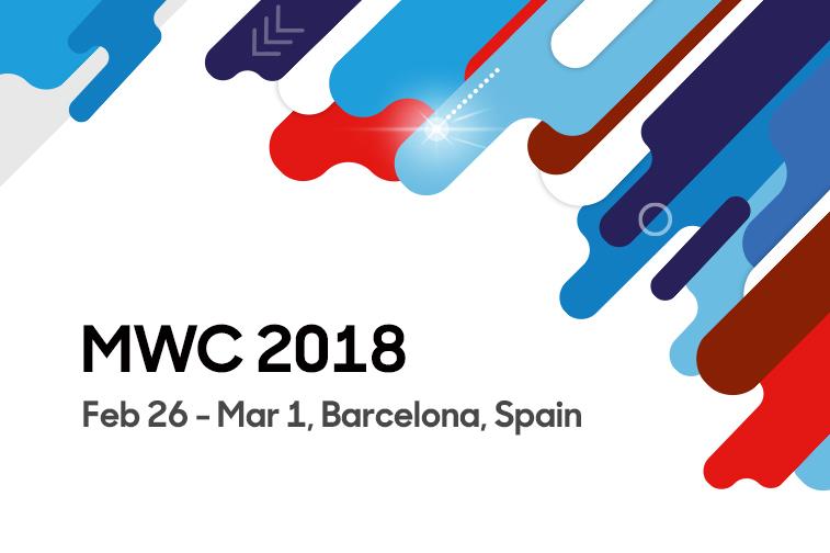 Samsung SDS at Mobile World Congress 2018