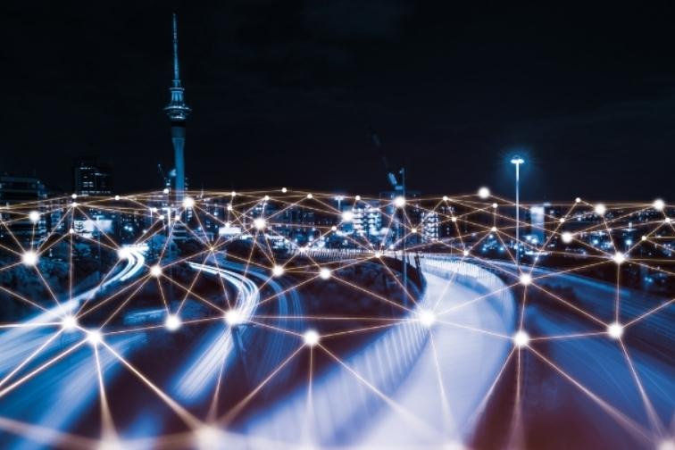 Serviço de comunicação de dados locais/globais