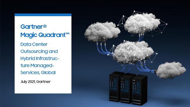 Gartner Magic Quadrant: Data Center Outsourcing and Hybrid Infrastructure Managed Services, Global, July 2021, Gartner