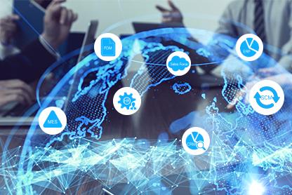 Verificação de informações urgentes do sistema empresarial usando uma API aberta