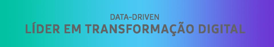 data-driven digital transformation laeader