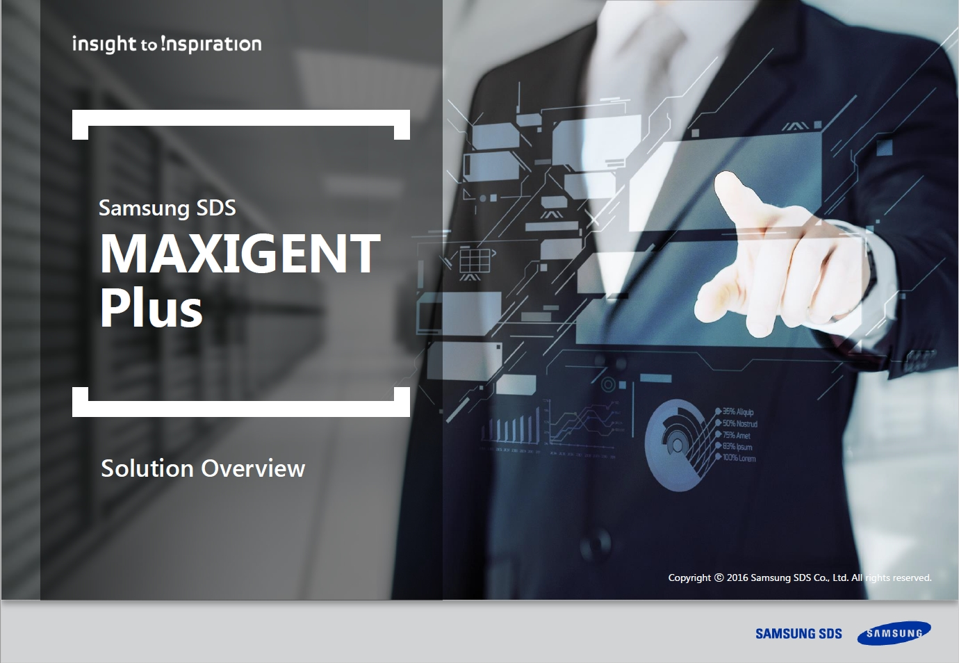 [Maxigent][PRESENTATION] Recupere-se mais rapido com monitoramento e controle integrados (Recover faster with integrated monitoring and control)