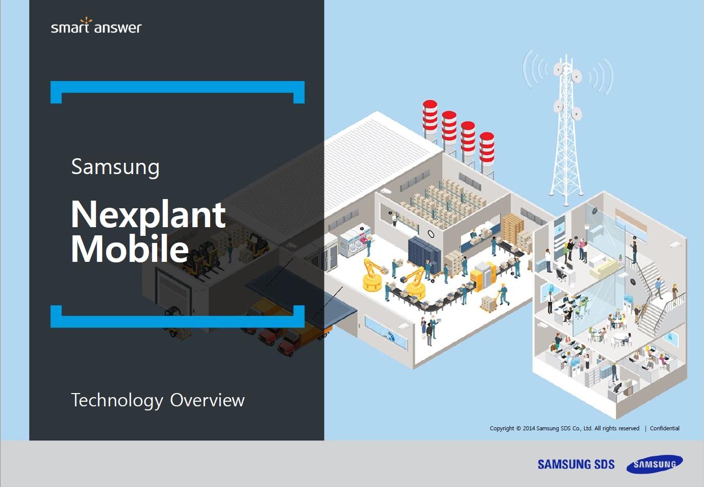 [Nexplant Mobile][PRESENTATION] Mobilidade: Controle suas  fábricas globais de qualquer lugar (Access your manufacturing facilities from anywhere)