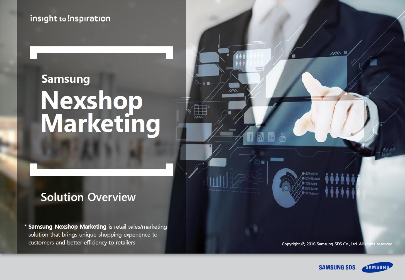 [Nexshop Marketing][PRESENTATION] Descubra o futuro do marketing digital interativo (Discover the future of interactive digital marketing)