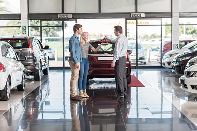 Experimente um novo nível nos serviços de carros
