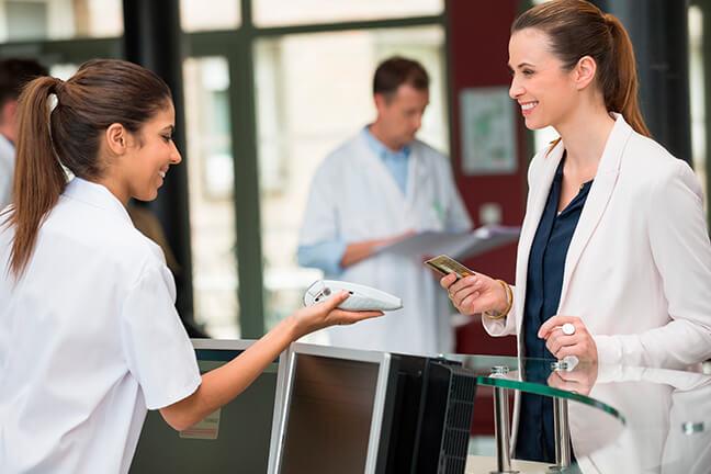 Pagamentos de plano de saúde mais fáceis e rápidos