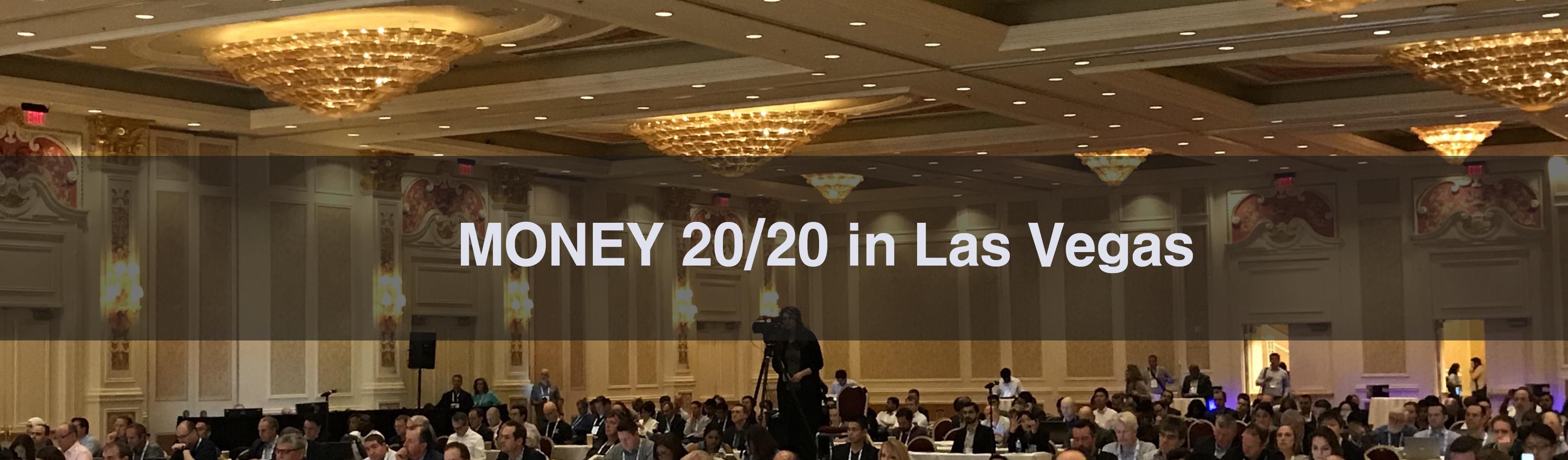 Money 20/20 in Las Vegas
