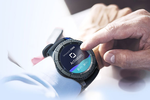 EMM for Wearable