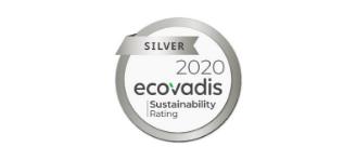 2020 year Silver EcoVadis