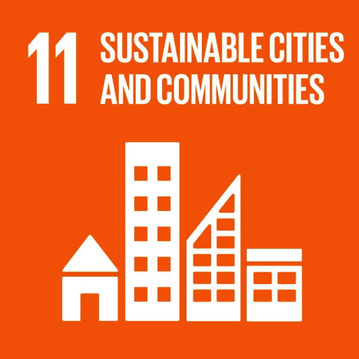 Sustainable cityies and communities