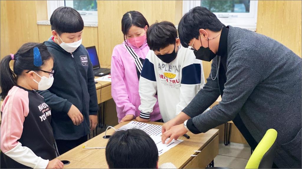 지역사회 프로그램 사진