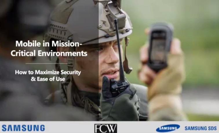 Mobile in Mission-Critical Environments