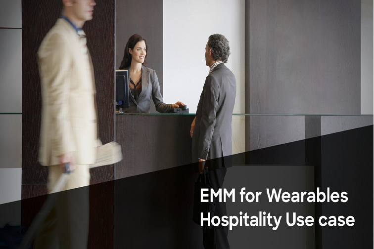 WEMM Hospitality Use Case
