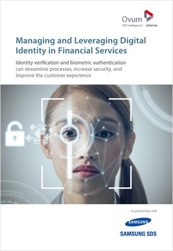 Ovum Digital Identity White Paper December 2017