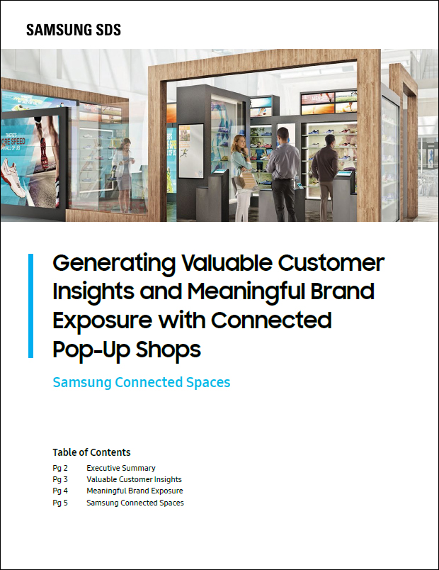 Connected Spaces White Paper