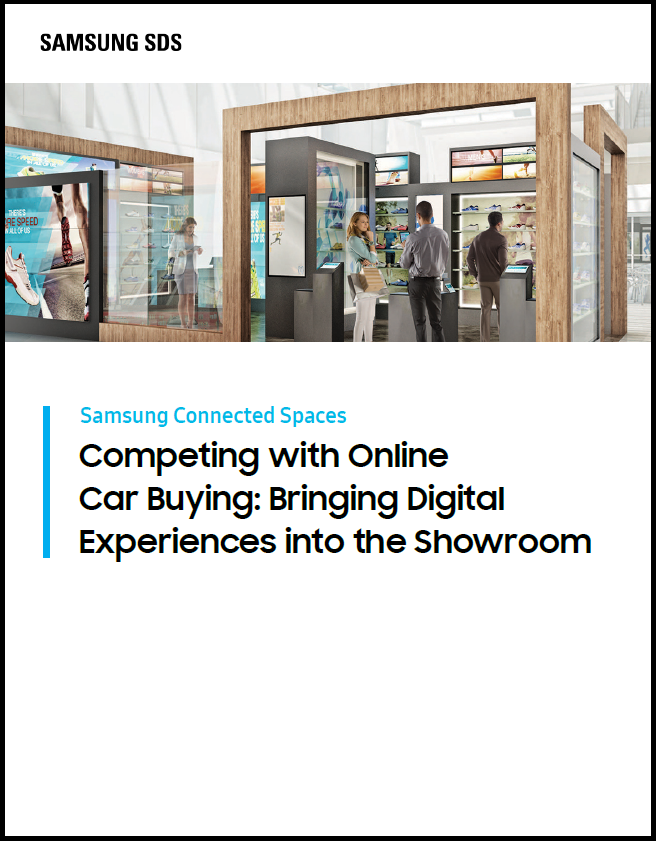 Competing with Online Car Buying: Bringing Digital Experiences into the Showroom