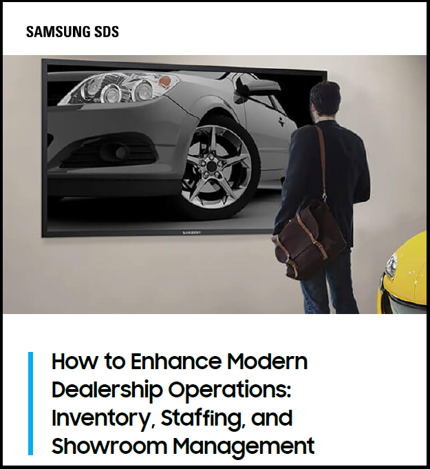 How to Enhance Modern Dealership Operations: Inventory, Staffing, and Showroom Management White Paper