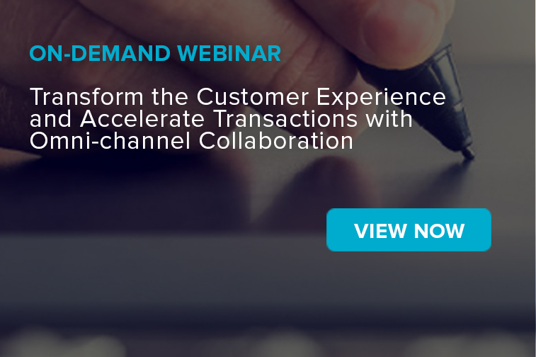 Provide a seamless digital collaboration & customer onboarding process