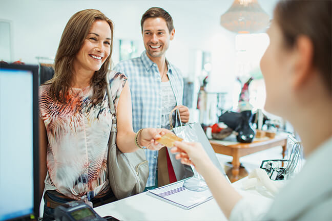 "Now smaller retailers can step up the ""wow"" factor for their customer experience"
