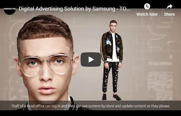 TONI&GUY talks about the benefits of DOOH advertising