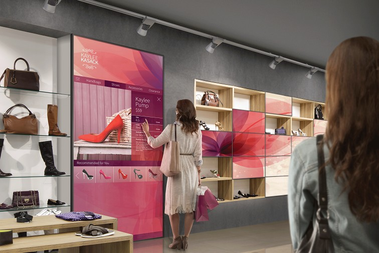 Discover how digital signage and Nexshop can combine both vibrant displays and data-driven solutions.