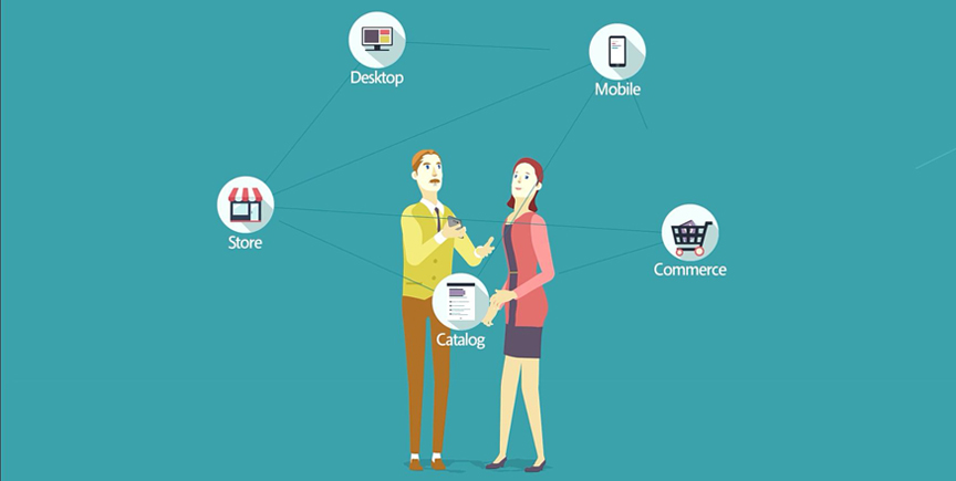 Bring digital shopping experience into your shop