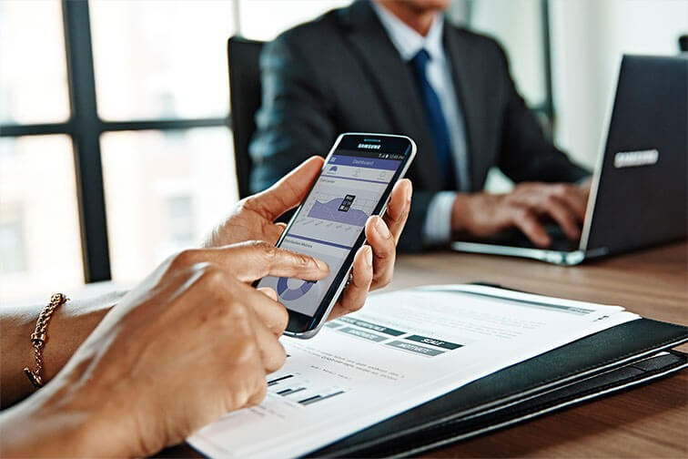 Integrate managed mobility services with an enterprise mobility management platform.