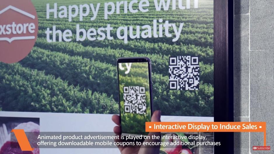 Nexshop Digital Experience simplifies Hypermarket marketing campaigns