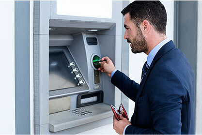 Safer ATMs and more secure mobile banking