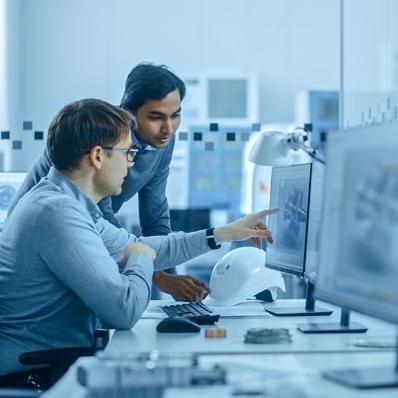 Intelligent logistics for manufacturing sites